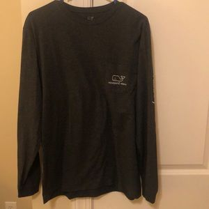 Men's Large LS Vineyard Vines Tee